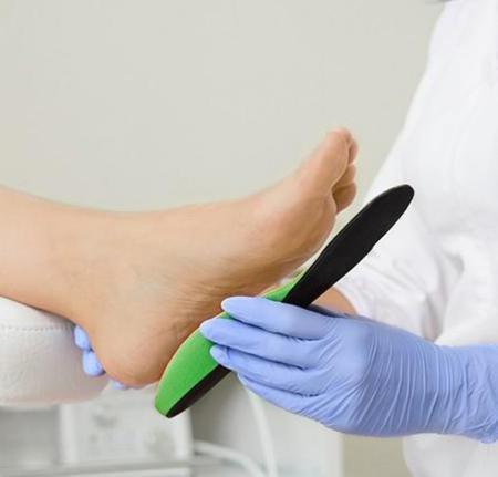 Podologue semelle orthopédique Saint-Lô
